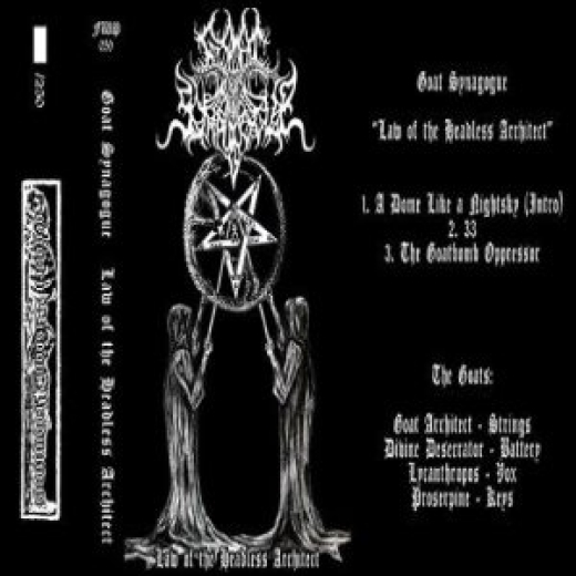Goat Synagogue - Law of the Headless Architect