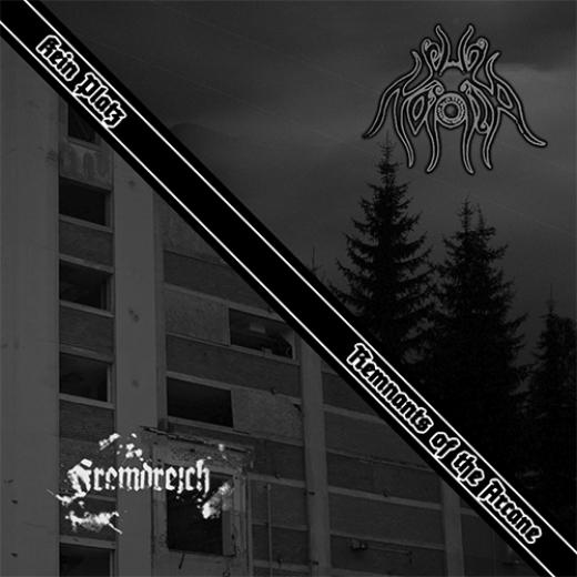 Fremdreich / Noxia - Kein Platz / Remnants of the Arcane (CD)