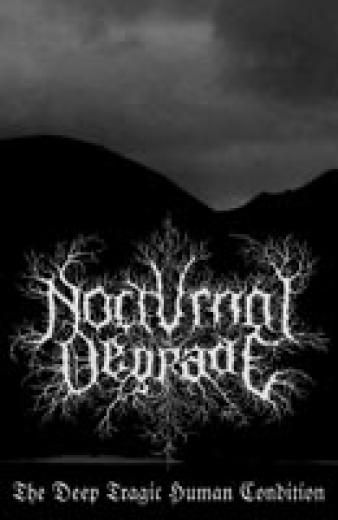Nocturnal Degrade - The Deep Tragic Human Condition (CS)