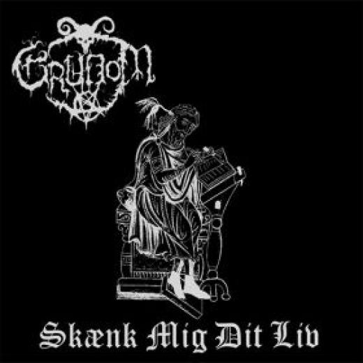 Grudom - Skænk mig dig Liv (CD)