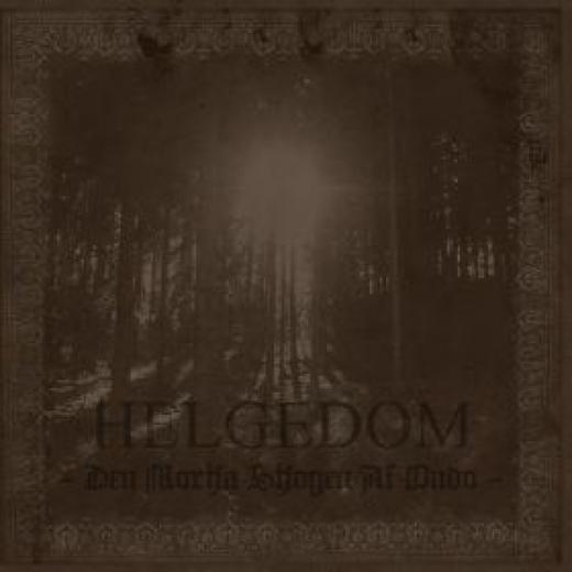 Helgedom - Den Mörka Skogen af Ondo (CD)