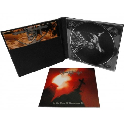 Nokturnal Mortum - To The Gates Of Blasphemous Fire (CD)