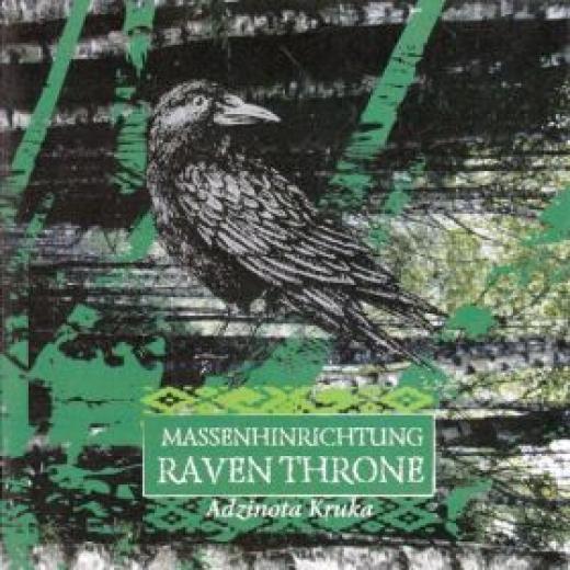 Massenhinrichtung / Raven Throne - Adzinota Kruka (CD)