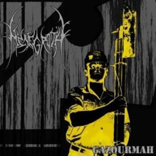 Menegroth - Gazourmah (CD)