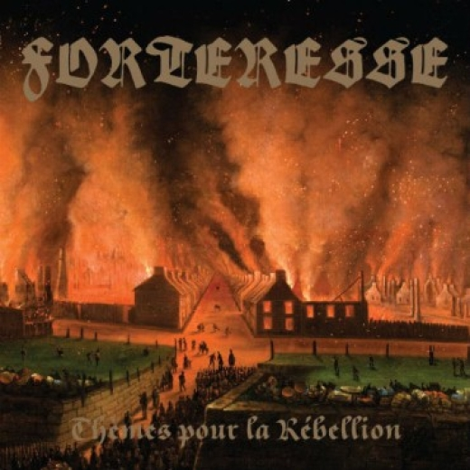 Forteresse - Thèmes pour la rébellion (CD)
