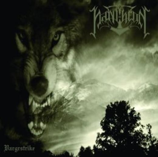 Pantheon - Vargrstrike (CD)