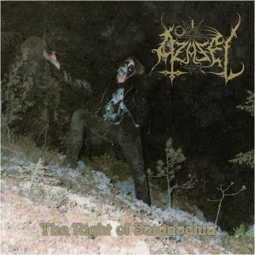 Azazel - The Night of Satanachia (CD)