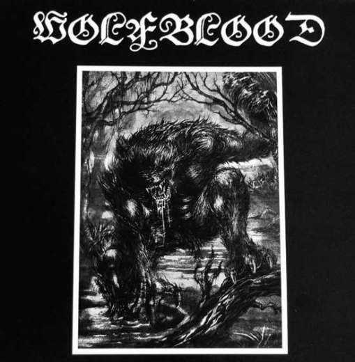 Wolfblood - s/t (CD)