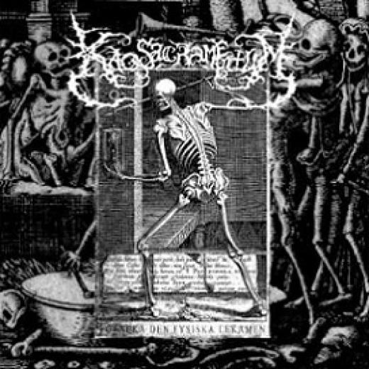 Kaos Sacramentum - Förneka den fysiska lekamen (DigiCD)