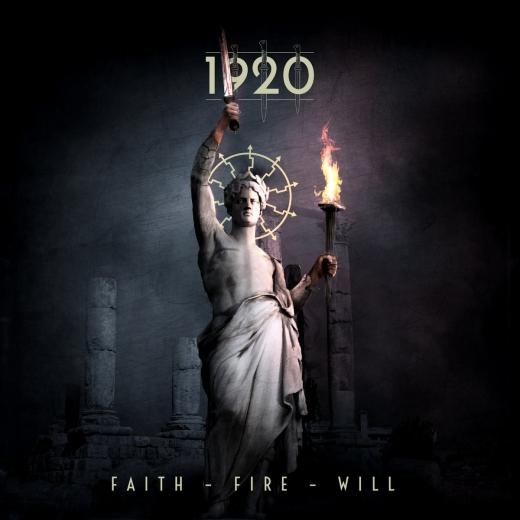 1920 - Faith Fire Will (CD)