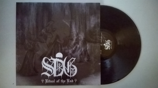 Sorcier Des Glaces - Ritual Of The End (LP)