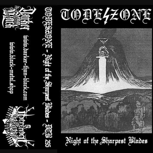 Todeszone - Night of the Sharpest Blades (CS)