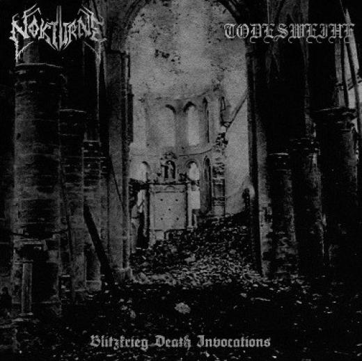 Nokturne / Todesweihe - Blitzkrieg Death Invocations (2LP)