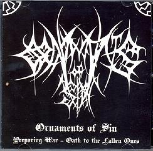Ornaments of Sin - Preparing War - Oath to the Fallen Ones