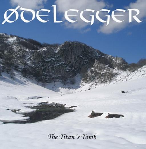 Ødelegger - The Titans Tomb (CD)