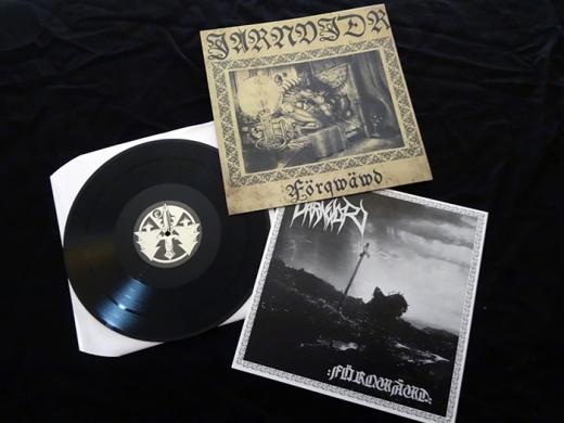 Jarnvidr - Förqwäwd (LP)