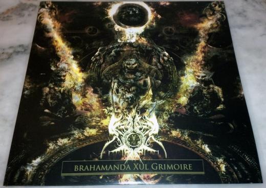 Nihasa - Brahamanda Xul Grimoire (LP)