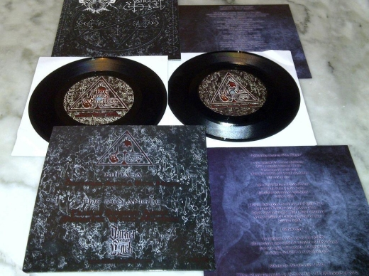 Nihasa / The Red Angle - Vessels of the Aetheric Void (EP)