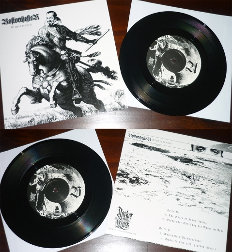 Rostorchester - Vermessenheit (EP)