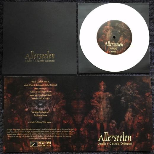 Allerseelen - Anubis / Chainete Daimones