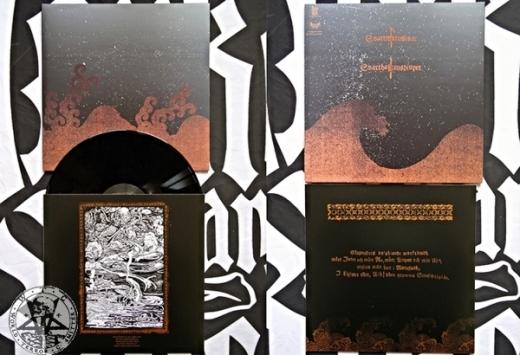Semilanceata - Amsvartne (LP)