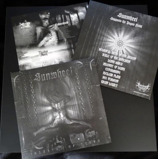 Sunwheel - Industry of Death (LP)
