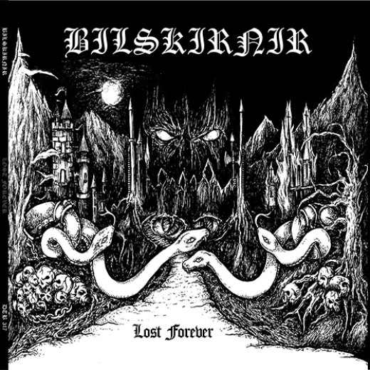 Bilskirnir - Lost Forever (MCD)