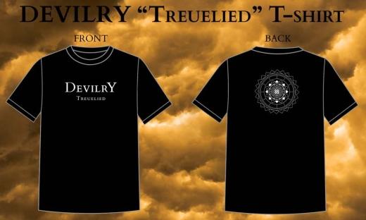 Devilry - Treuelied (T-Shirt)