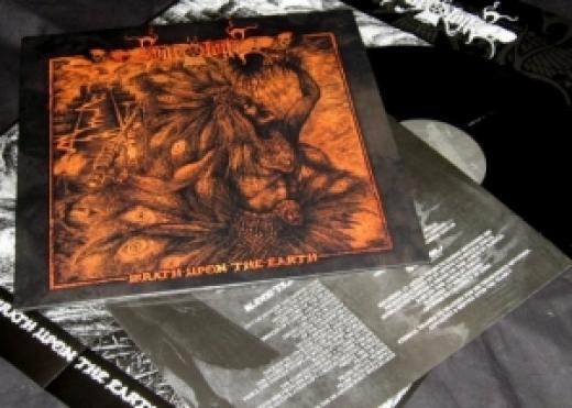 Svartsyn - Wrath Upon The Earth (LP)
