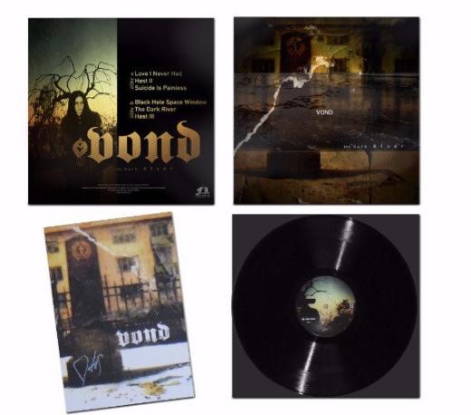 Vond - The Dark River (LP)