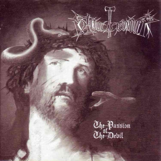 Bloodhammer - The Passion of the Devil