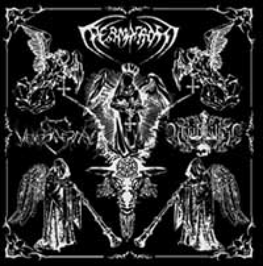 Permafrost / Menneskerhat / Annihilation 666 - SplitCD