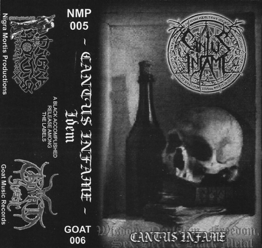 Cantus Infame - s/t
