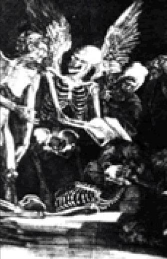 Cantus Infame - Ab Tertius Liber Luciferi