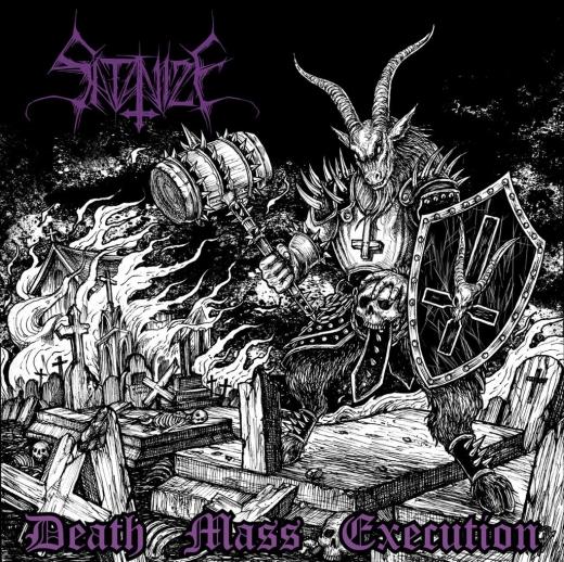 Satanize - Death Mass Execution