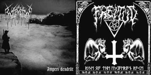 Freitod / Wacht - SplitEP