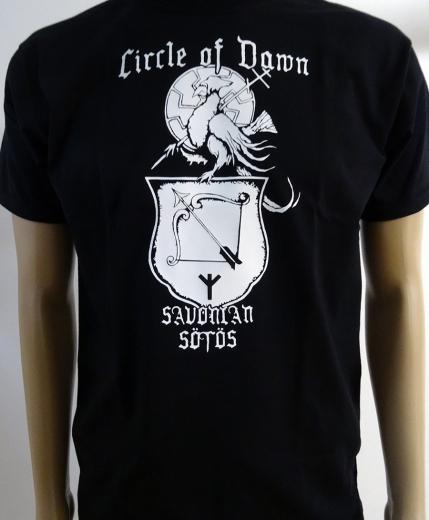 Circle of Dawn - Savonian Sötös (T-Shirt)