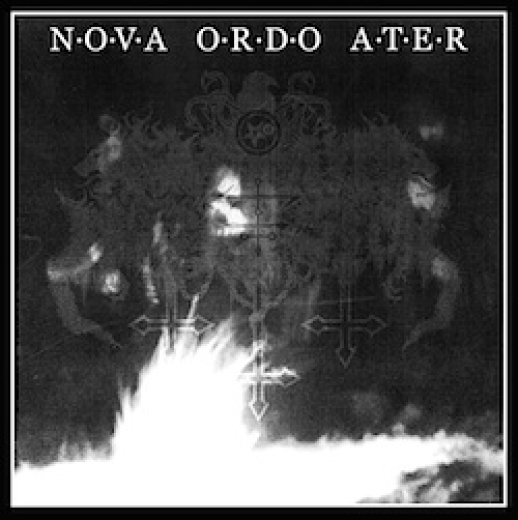 Satanic Warmaster - Nova Ordo Ater (LP)