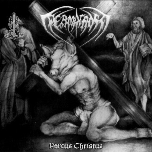 Permafrost - Porcus Christus (CD)