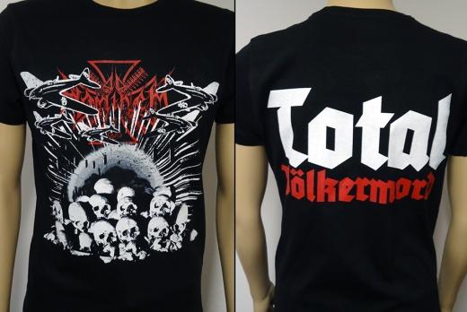Ad Hominem - Total Völkermord (T-Shirt)
