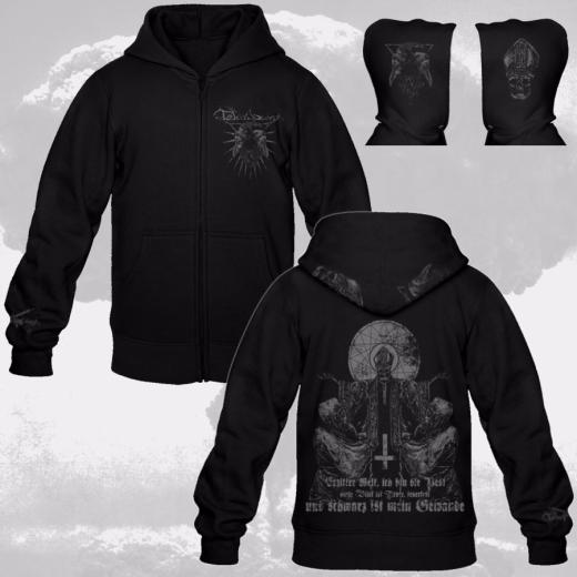 Totenburg - Pest (Hooded Zip Jacket)