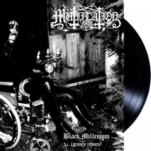 Mütiilation - Black Millenium (Grimly Reborn) (LP)
