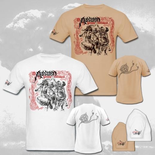 Absurd - Grimmige Volksmusik (T-Shirt)