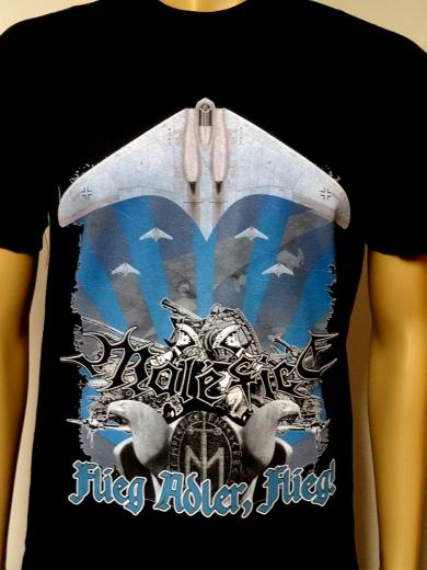 Maléfice - Flieg Adler, flieg! (T-Shirt)