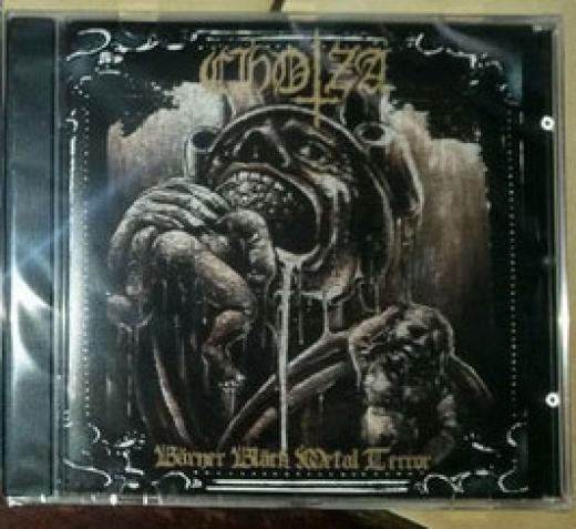 Chotzä - Bärner Bläck Metal Terror (CD)