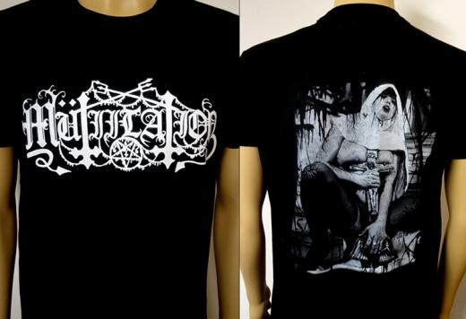 Mütiilation - Nun (T-Shirt)