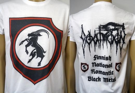 Goatmoon - Finnish National Romantic Black Metal (T-Shirt)