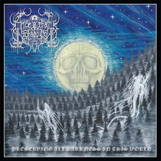 Ancestral Shadows - Preserving All Darkness in This World (CD)