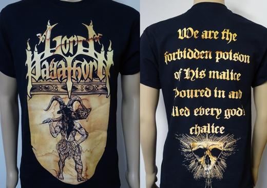 Lord of Pagathorn - Daimono Philia (T-Shirt)