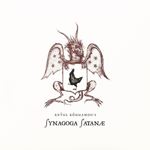 Krüel Kömmando - Synagoga Satanæ (CD)